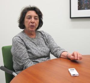 Actualmente, Sarah Cohen es editora de periodismo asistido por computadora en el New York Times.