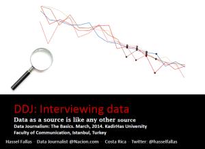 PPT Interviewing data