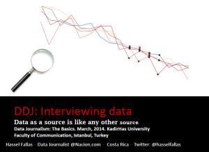 PPT Interviewing data